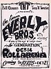 The Everly Brothers at the Rollarena