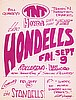 The Hondells at Rollarena