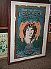 "The Doors Poster. A 1967 ""QR"" Production"